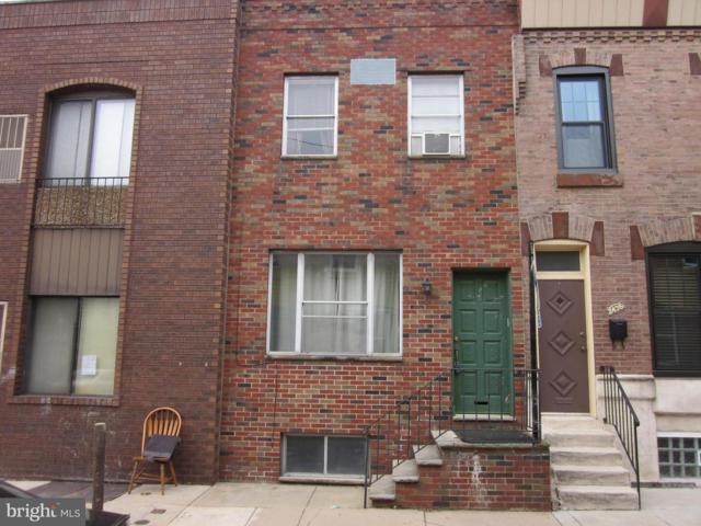 2438 S Alder Street, PHILADELPHIA, PA 19148 (#PAPH693590) :: Keller Williams Realty - Matt Fetick Team