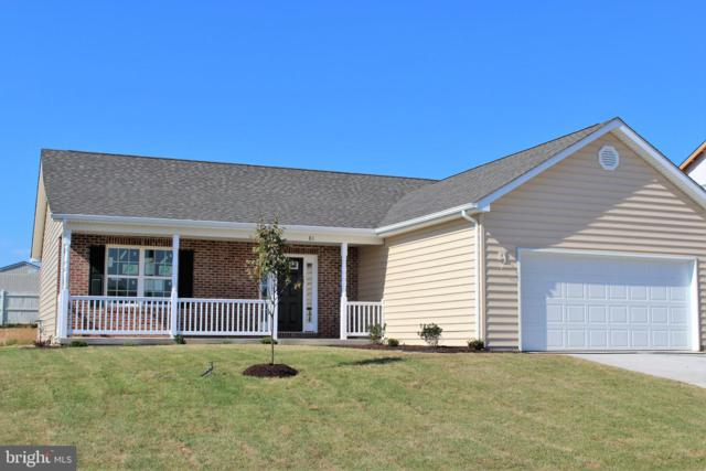 156 Vonette Drive, MARTINSBURG, WV 25405 (#WVBE156600) :: Great Falls Great Homes