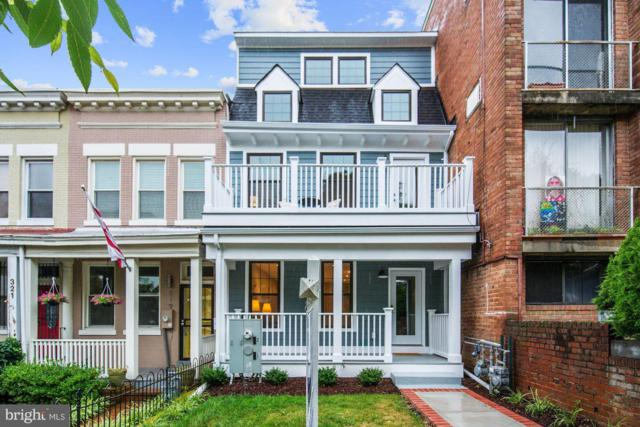 317 W Street NE Upper Level, WASHINGTON, DC 20002 (#DCDC369278) :: ExecuHome Realty