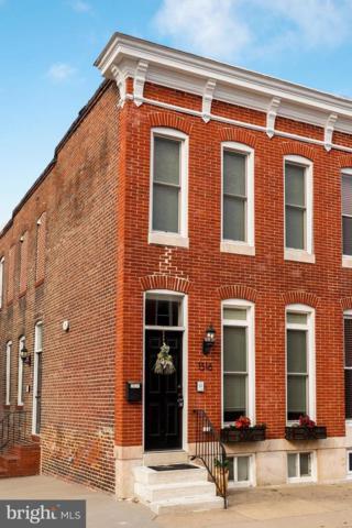 1318 Patapsco Street, BALTIMORE, MD 21230 (#MDBA404268) :: Blue Key Real Estate Sales Team