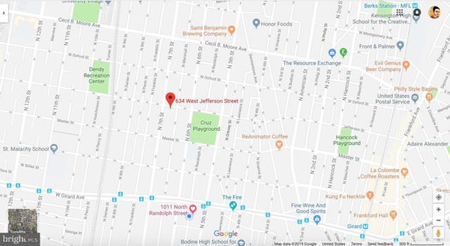634-636 W Jefferson Street, PHILADELPHIA, PA 19122 (#PAPH693756) :: McKee Kubasko Group