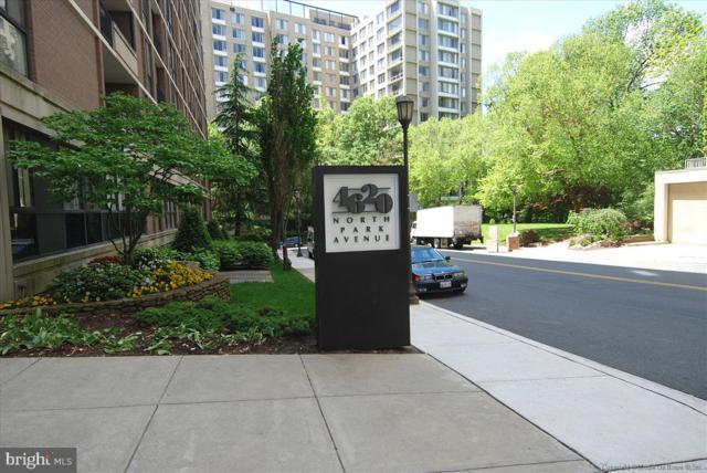 4620 N Park Avenue 707W, CHEVY CHASE, MD 20815 (#MDMC581066) :: The Daniel Register Group