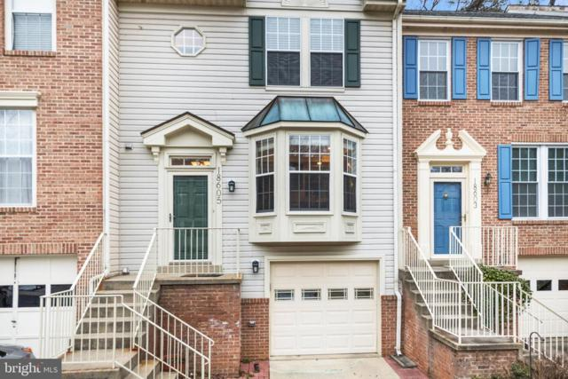 18605 Clovercrest Circle, OLNEY, MD 20832 (#MDMC581072) :: The Withrow Group at Long & Foster