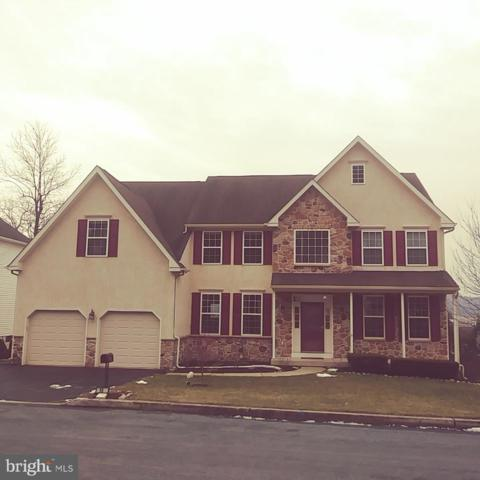 16 Hunters Hill Drive, MORGANTOWN, PA 19543 (#PABK324520) :: ExecuHome Realty