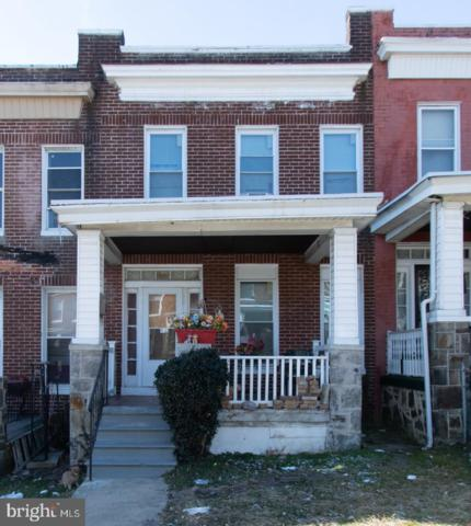 1006 N Rosedale Street, BALTIMORE, MD 21216 (#MDBA415612) :: ExecuHome Realty