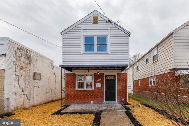 1713 Newton Street NE, WASHINGTON, DC 20018 (#DCDC380334) :: ExecuHome Realty