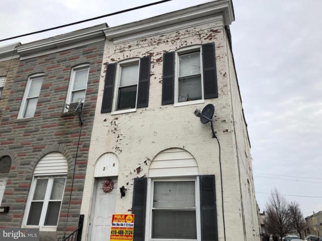 2608 Orleans Street, BALTIMORE, MD 21224 (#MDBA415618) :: ExecuHome Realty
