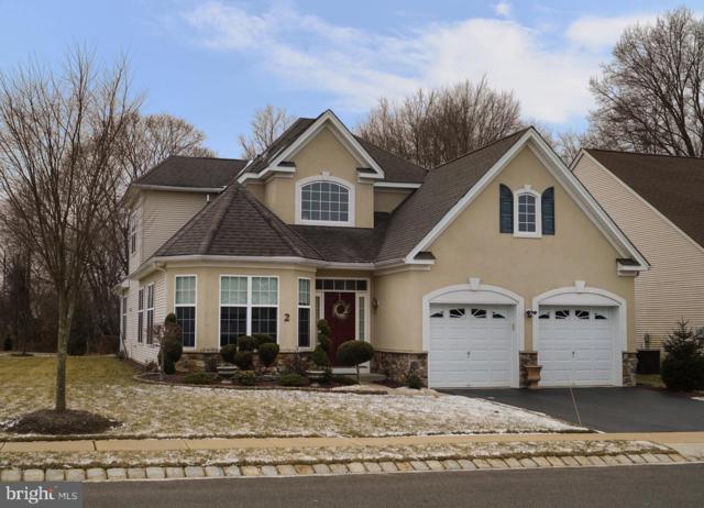 2 Barton Drive, HIGHTSTOWN, NJ 08520 (#NJME264640) :: Colgan Real Estate
