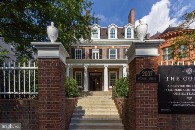 2007 Wyoming Avenue NW #5, WASHINGTON, DC 20009 (#DCDC380376) :: Crossman & Co. Real Estate