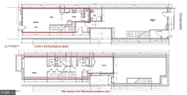 2028 Frankford Ave #1, PHILADELPHIA, PA 19125 (#PAPH715632) :: McKee Kubasko Group