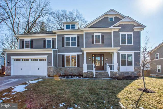 503 Echols Street SE, VIENNA, VA 22180 (#VAFX943780) :: The Gus Anthony Team