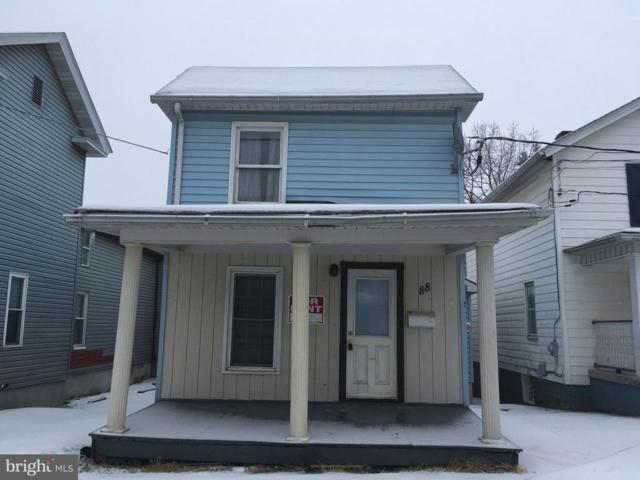 88 Bowery Street, FROSTBURG, MD 21532 (#MDAL128220) :: Five Doors Network