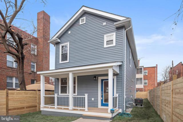1328 Fort Stevens Drive NW, WASHINGTON, DC 20011 (#DCDC380418) :: Wes Peters Group Of Keller Williams Realty Centre