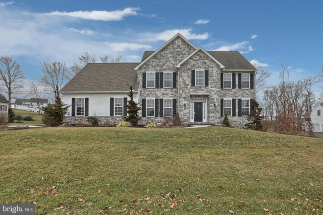 917 Meadowood Circle, LEBANON, PA 17042 (#PALN104404) :: The Heather Neidlinger Team With Berkshire Hathaway HomeServices Homesale Realty