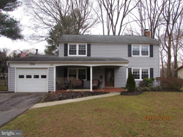 1714 Spring Green Avenue, CROFTON, MD 21114 (#MDAA360278) :: ExecuHome Realty