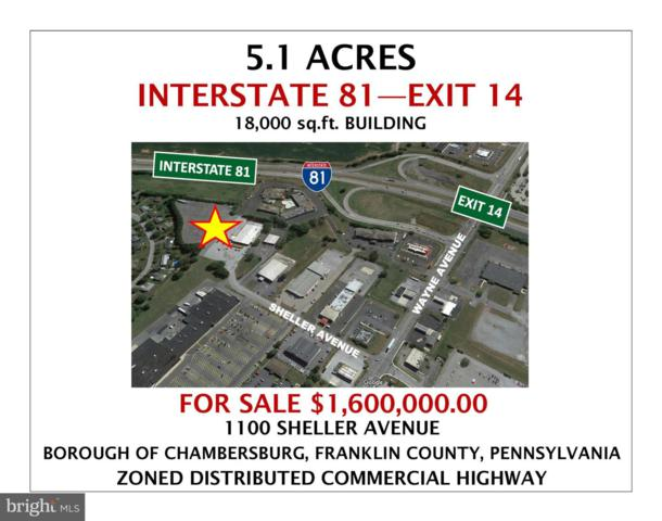 1100 Sheller Avenue, CHAMBERSBURG, PA 17201 (#PAFL159324) :: Liz Hamberger Real Estate Team of KW Keystone Realty