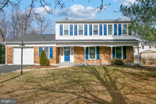 11 Brighton Terrace, GAITHERSBURG, MD 20877 (#MDMC606940) :: The Withrow Group at Long & Foster