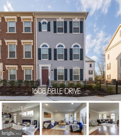 1608 Belle Drive, ANNAPOLIS, MD 21401 (#MDAA367714) :: ExecuHome Realty