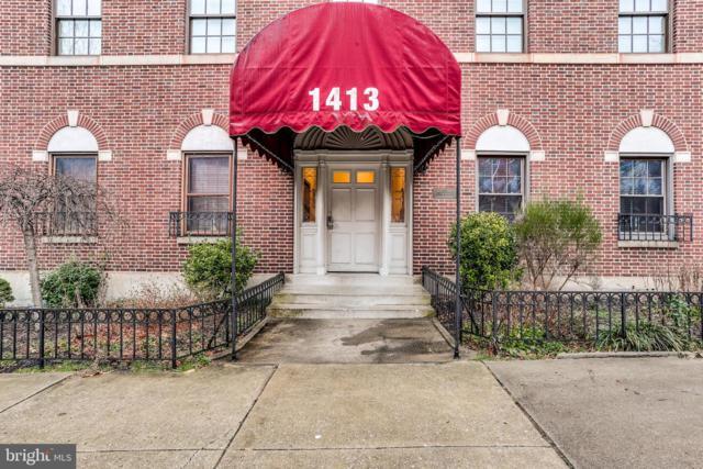 1413 Park Avenue 3F, BALTIMORE, MD 21217 (#MDBA427004) :: Great Falls Great Homes