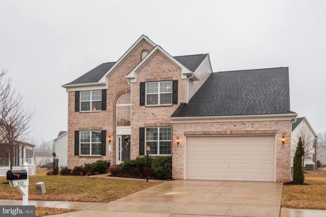 302 Radiant Court, UPPER MARLBORO, MD 20774 (#MDPG492218) :: The Bob & Ronna Group