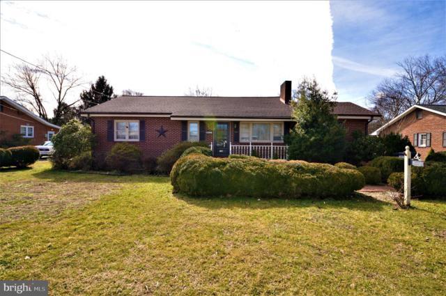 116 Laurel Avenue, FREDERICKSBURG, VA 22408 (#VASP201146) :: RE/MAX Cornerstone Realty