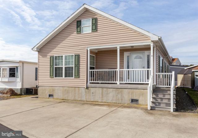 9916 Golf Course Rd Row B Unit 4, OCEAN CITY, MD 21842 (#MDWO103356) :: Compass Resort Real Estate