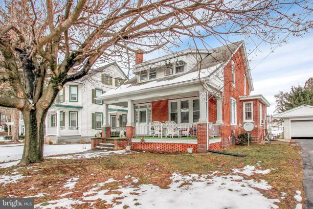 4168 Scotland Main Street, CHAMBERSBURG, PA 17202 (#PAFL159760) :: The Heather Neidlinger Team With Berkshire Hathaway HomeServices Homesale Realty