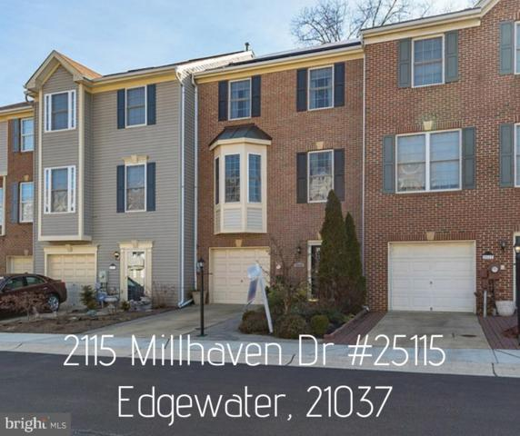 2115 Millhaven Drive #25115, EDGEWATER, MD 21037 (#MDAA373640) :: ExecuHome Realty