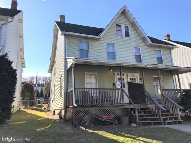 626 Olive Street, COATESVILLE, PA 19320 (#PACT415000) :: Keller Williams Real Estate