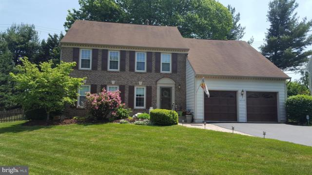 6055 Burkewood Way, BURKE, VA 22015 (#VAFX991612) :: AJ Team Realty