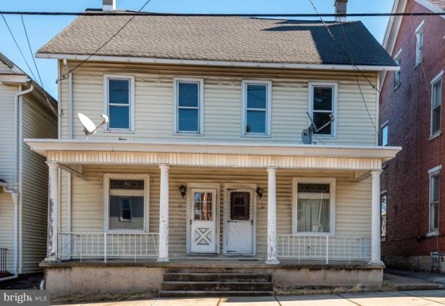 33 N Market St, ELIZABETHVILLE, PA 17023 (#PADA106334) :: The Heather Neidlinger Team With Berkshire Hathaway HomeServices Homesale Realty
