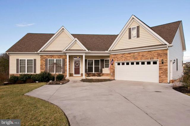 101 Harold Court, WINCHESTER, VA 22602 (#VAFV144658) :: Wes Peters Group Of Keller Williams Realty Centre