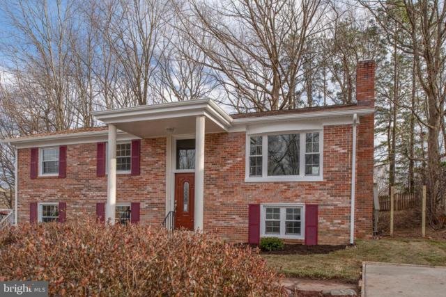 4717 Koester Drive, WOODBRIDGE, VA 22193 (#VAPW431936) :: Network Realty Group