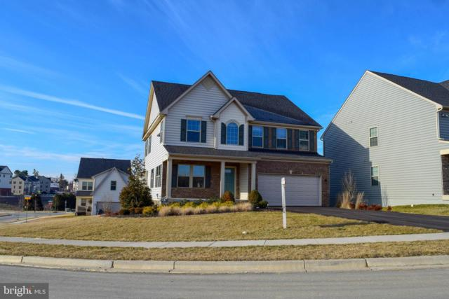 5920 Duvel Street, IJAMSVILLE, MD 21754 (#MDFR232434) :: ExecuHome Realty
