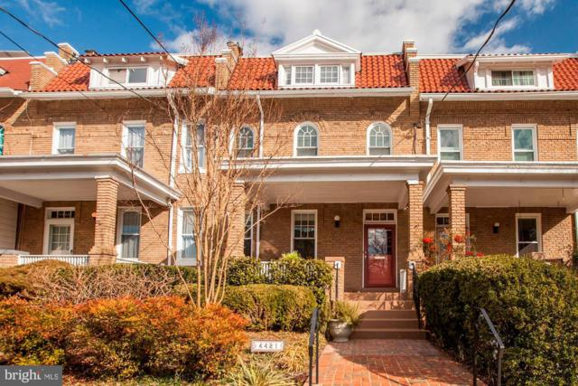 4421 17TH Street NW, WASHINGTON, DC 20011 (#DCDC398446) :: ExecuHome Realty