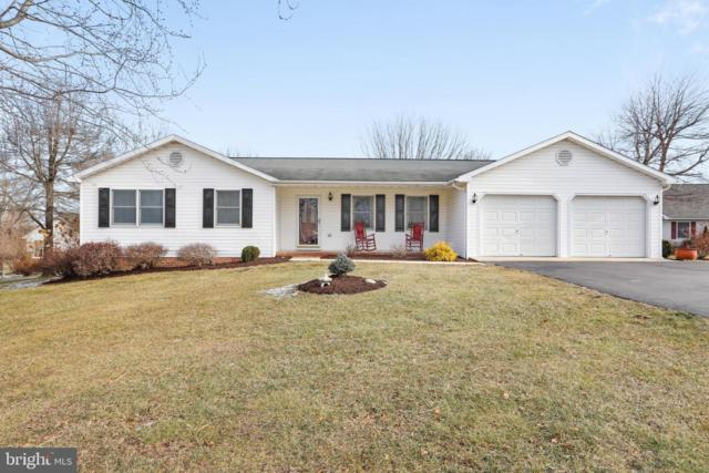 105 Spartan Drive, MARTINSBURG, WV 25403 (#WVBE159850) :: Pearson Smith Realty