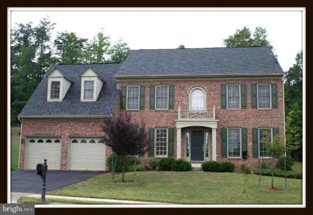 3713 Stonewall Manor Drive, TRIANGLE, VA 22172 (#VAPW431966) :: SURE Sales Group