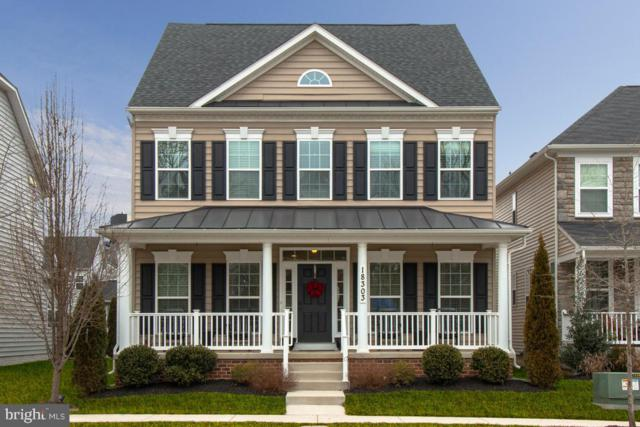18303 Hickory Meadow Drive, OLNEY, MD 20832 (#MDMC618738) :: The Withrow Group at Long & Foster