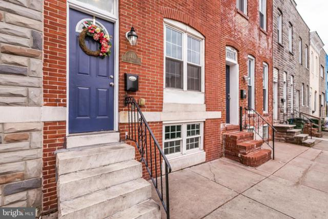 3413 E Lombard Street, BALTIMORE, MD 21224 (#MDBA435578) :: Labrador Real Estate Team