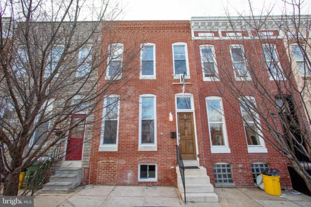 210 N Collington Avenue, BALTIMORE, MD 21231 (#MDBA435588) :: ExecuHome Realty