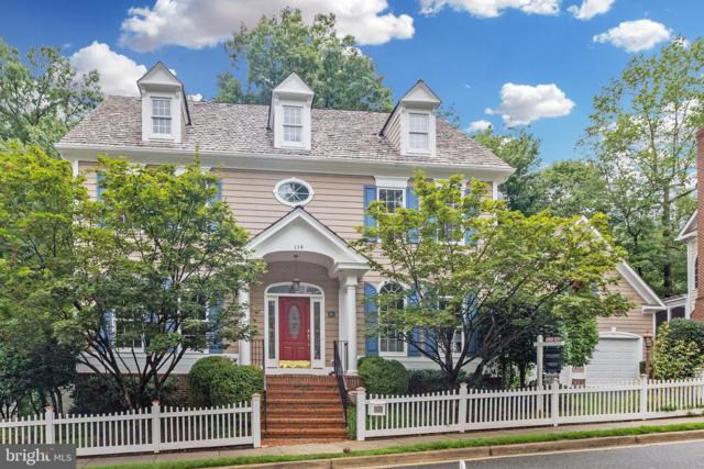 114 Treehaven Street, GAITHERSBURG, MD 20878 (#MDMC618784) :: The Withrow Group at Long & Foster
