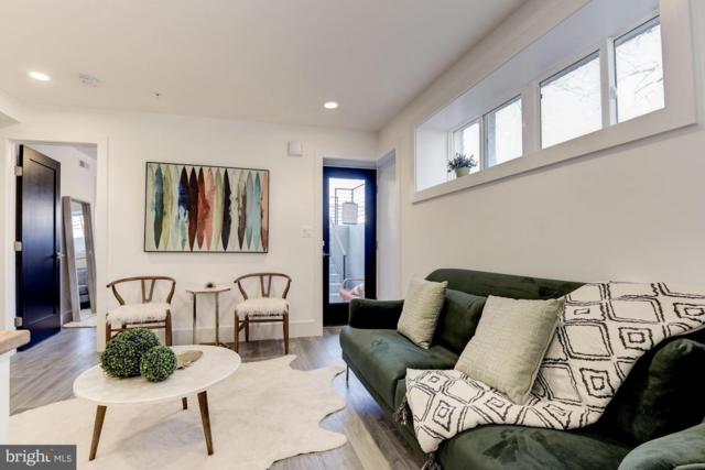 1236 Shepherd Street NW #2, WASHINGTON, DC 20011 (#DCDC398516) :: The Maryland Group of Long & Foster