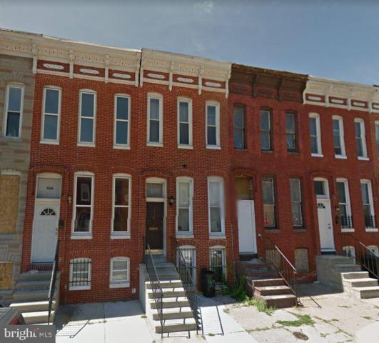 1346 N Carey Street, BALTIMORE, MD 21217 (#MDBA435658) :: Advance Realty Bel Air, Inc