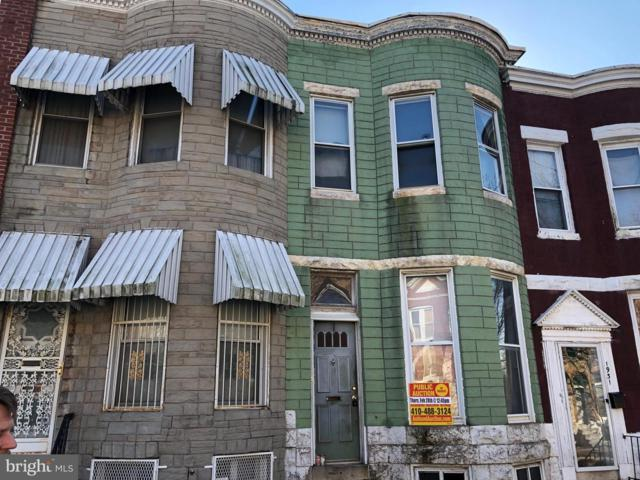 1929 Harlem Avenue, BALTIMORE, MD 21217 (#MDBA435662) :: ExecuHome Realty
