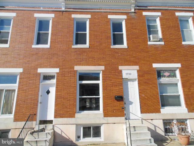 1710 N Smallwood Street, BALTIMORE, MD 21216 (#MDBA435664) :: Labrador Real Estate Team