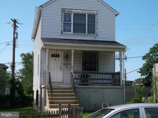 601 E 41ST Street E, BALTIMORE, MD 21218 (#MDBA435672) :: Browning Homes Group
