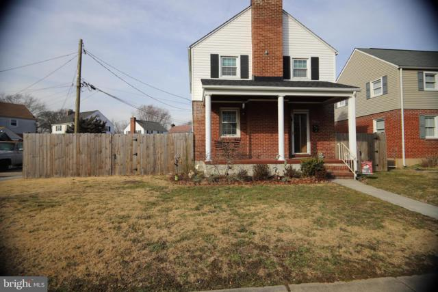 6800 Dunhill Road, BALTIMORE, MD 21222 (#MDBC431512) :: AJ Team Realty