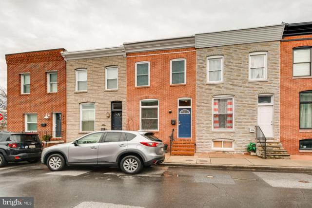 405 S Bouldin Street S, BALTIMORE, MD 21224 (#MDBA435710) :: SURE Sales Group