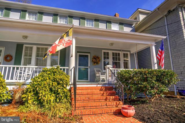 240 King George Street, ANNAPOLIS, MD 21401 (#MDAA373792) :: Wes Peters Group Of Keller Williams Realty Centre