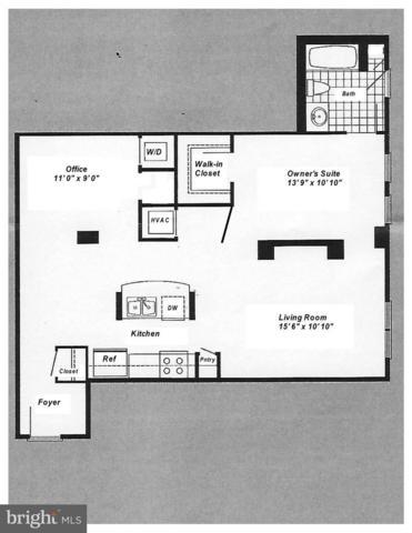 444 W Broad Street #213, FALLS CHURCH, VA 22046 (#VAFA109106) :: Browning Homes Group